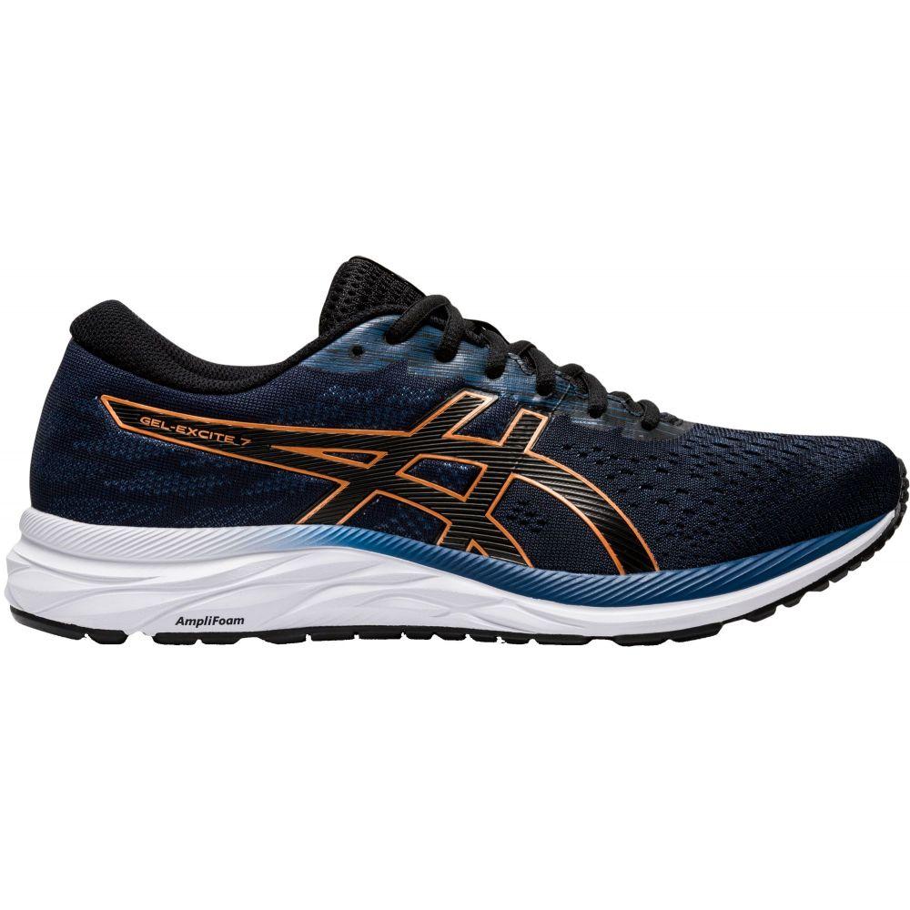アシックス ASICS メンズ ランニング・ウォーキング シューズ・靴【GEL-Excite 7 Running Shoes】Navy/Bronze