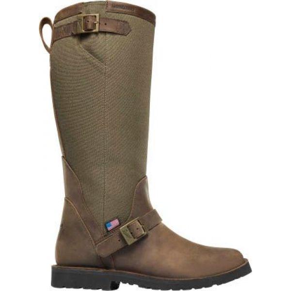 ダナー Danner メンズ ブーツ シューズ・靴【San Angelo 17'' Snake Hunting Boots】Brown