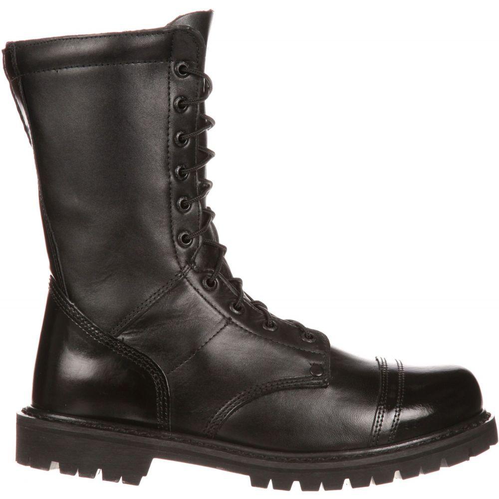 ロッキー Rocky メンズ ブーツ シューズ・靴【Paraboot 10 Work Boots】Black