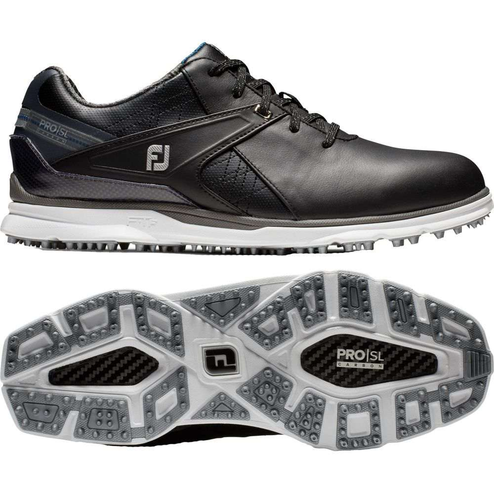フットジョイ FootJoy メンズ ゴルフ シューズ・靴【2020 Pro/SL CARBON Golf Shoes】Black