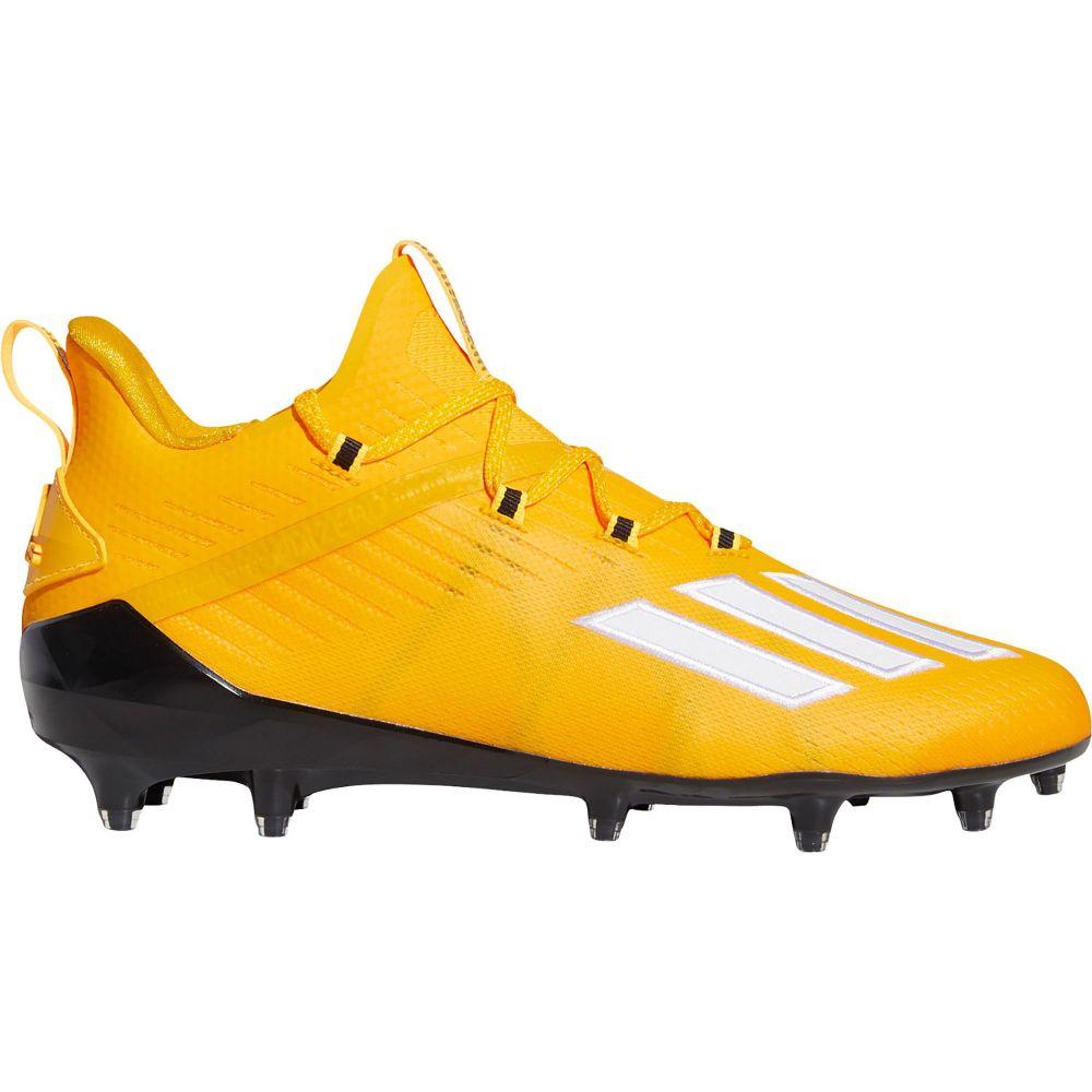 アディダス adidas メンズ アメリカンフットボール シューズ・靴【adizero Football Cleats】Yellow/Black