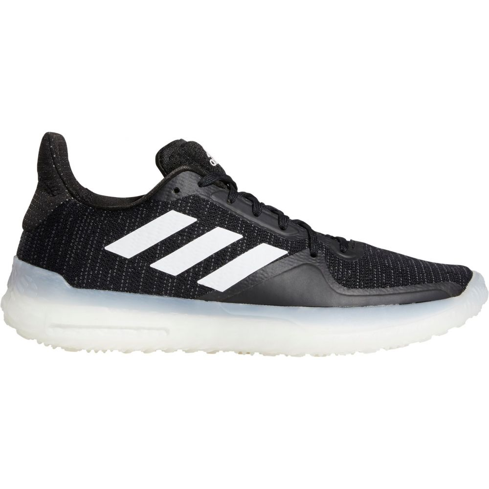 アディダス adidas メンズ フィットネス・トレーニング シューズ・靴【FitBoost Trainer Training Shoes】Black/White/Grey