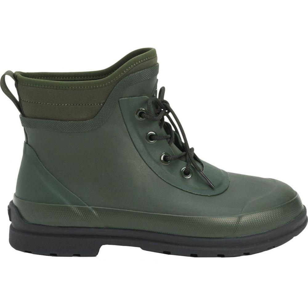 マックブーツ Muck Boots メンズ レインシューズ・長靴 シューズ・靴【Originals Lace Up Rain Boots】Moss