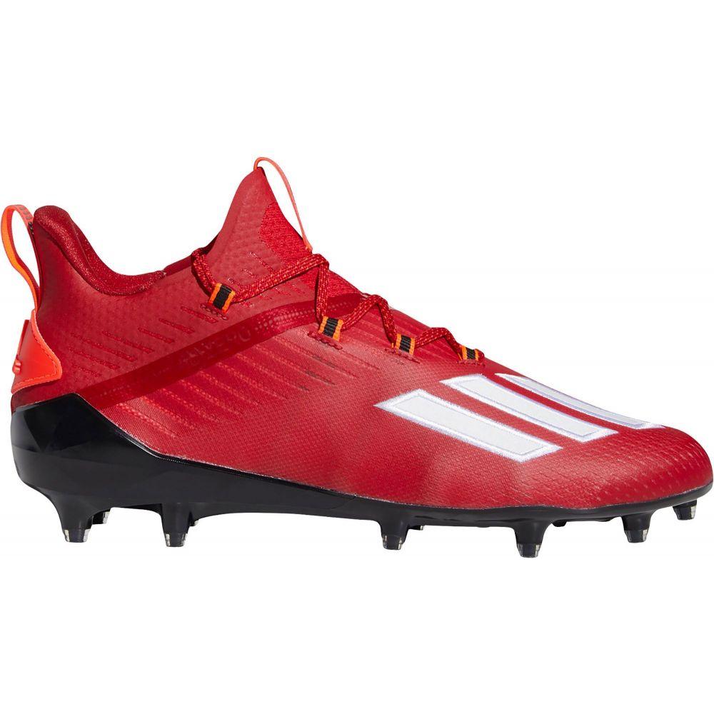 アディダス adidas メンズ アメリカンフットボール シューズ・靴【adizero Football Cleats】Red/Black
