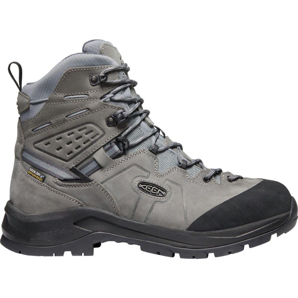 キーン Keen メンズ ハイキング・登山 シューズ・靴【KEEN Karraig Hiking Boots】Bungee Cord/Green