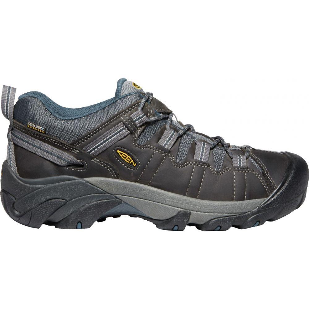 キーン Keen メンズ ハイキング・登山 シューズ・靴【KEEN Targhee II Waterproof Hiking Shoes】Gargoyle