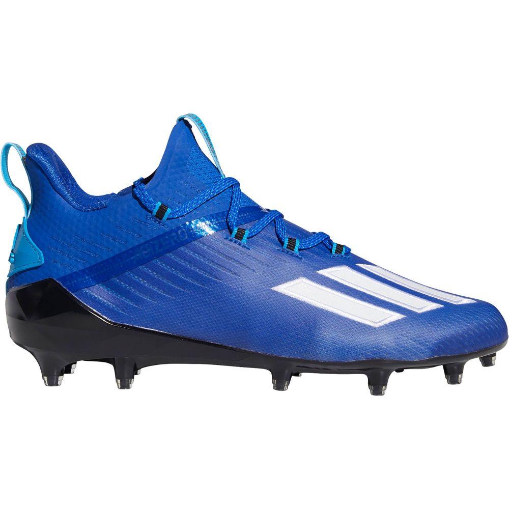 アディダス adidas メンズ アメリカンフットボール シューズ・靴【adizero Football Cleats】Royal/Black