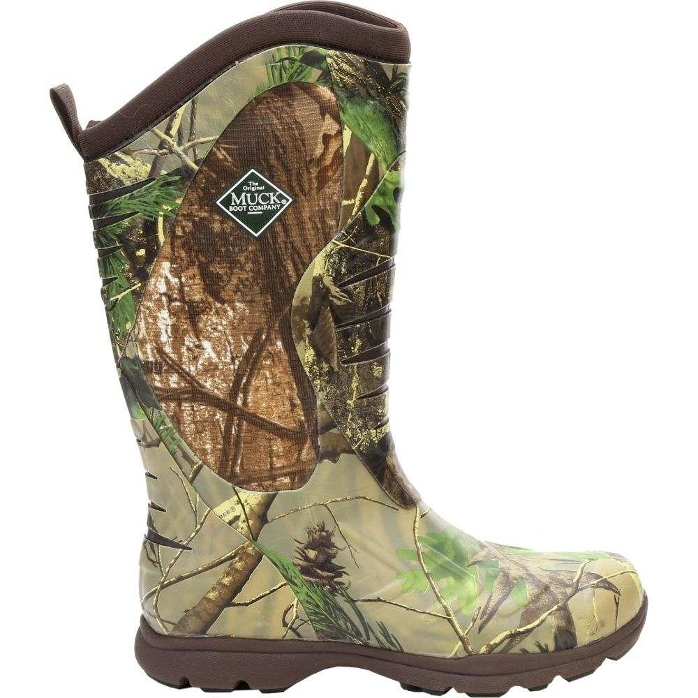 マックブーツ Muck Boots メンズ ブーツ シューズ・靴【Pursuit Stealth Cool Realtree APG Rubber Hunting Boots】Realtree APG