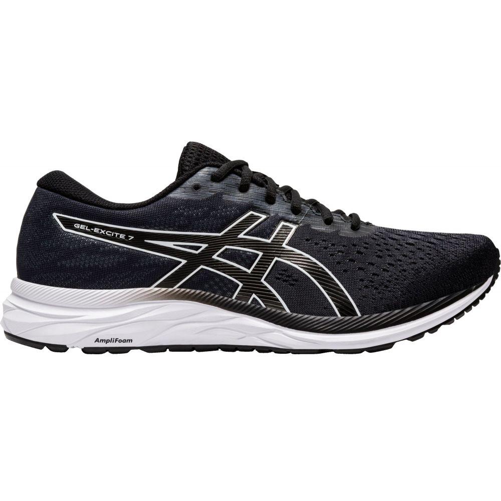 アシックス ASICS メンズ ランニング・ウォーキング シューズ・靴【GEL-Excite 7 Running Shoes】Black/White
