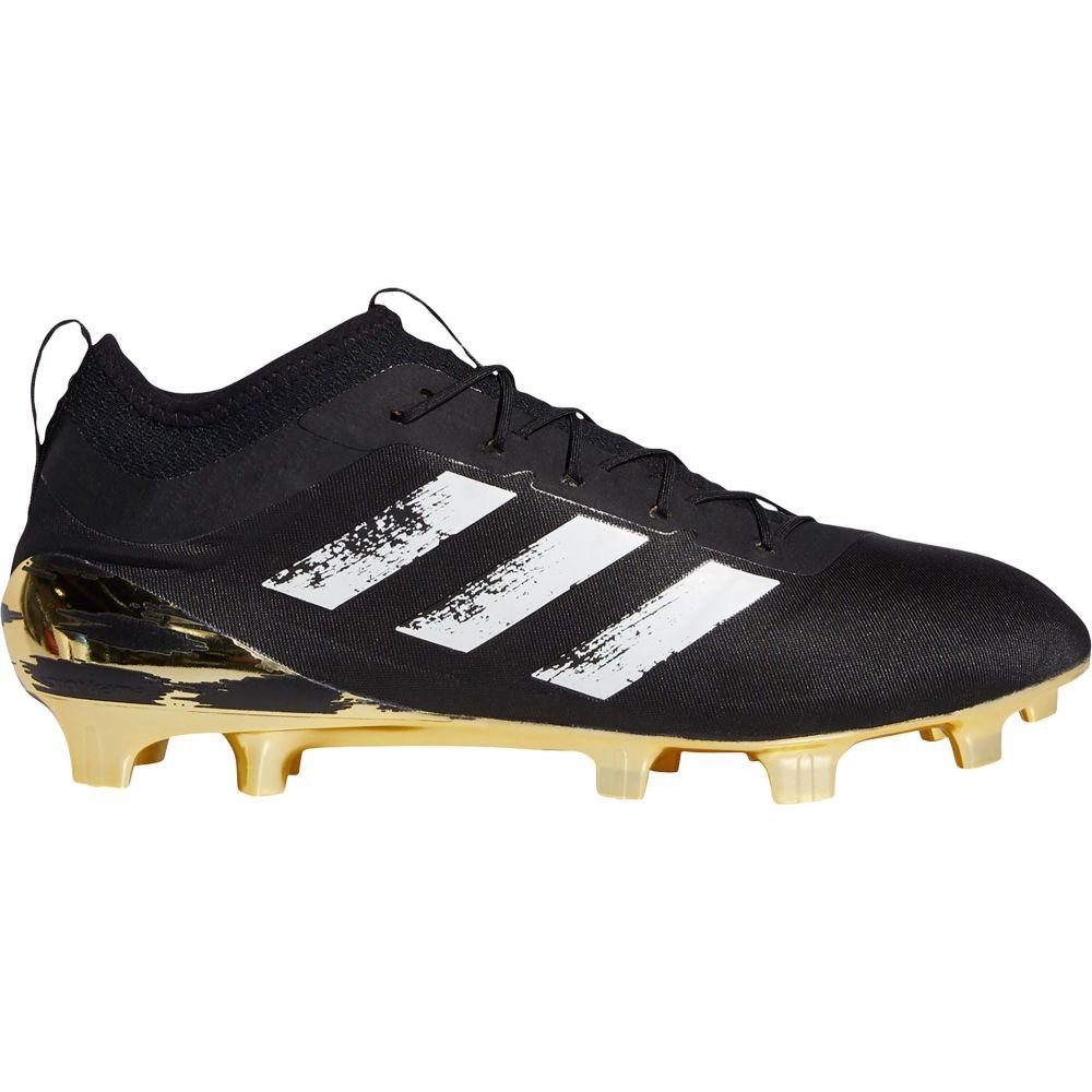 アディダス adidas メンズ アメリカンフットボール シューズ・靴【adizero 40 Football Cleats】Black/Gold