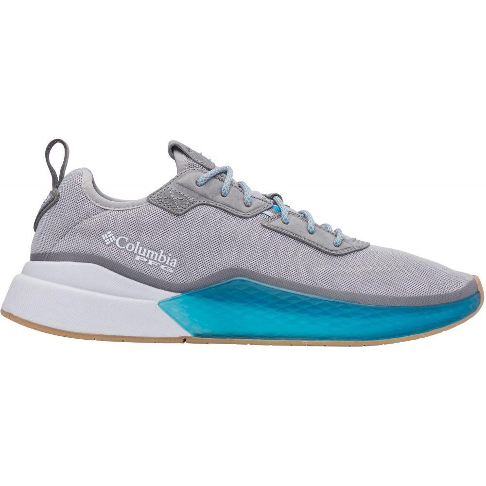 コロンビア Columbia メンズ シューズ・靴 【Low Drag PFG Casual Shoes】Dove/Blue Chill