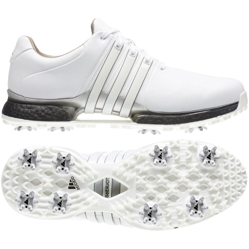 アディダス adidas メンズ ゴルフ シューズ・靴【TOUR360 XT Golf Shoes 2020】White/White/White