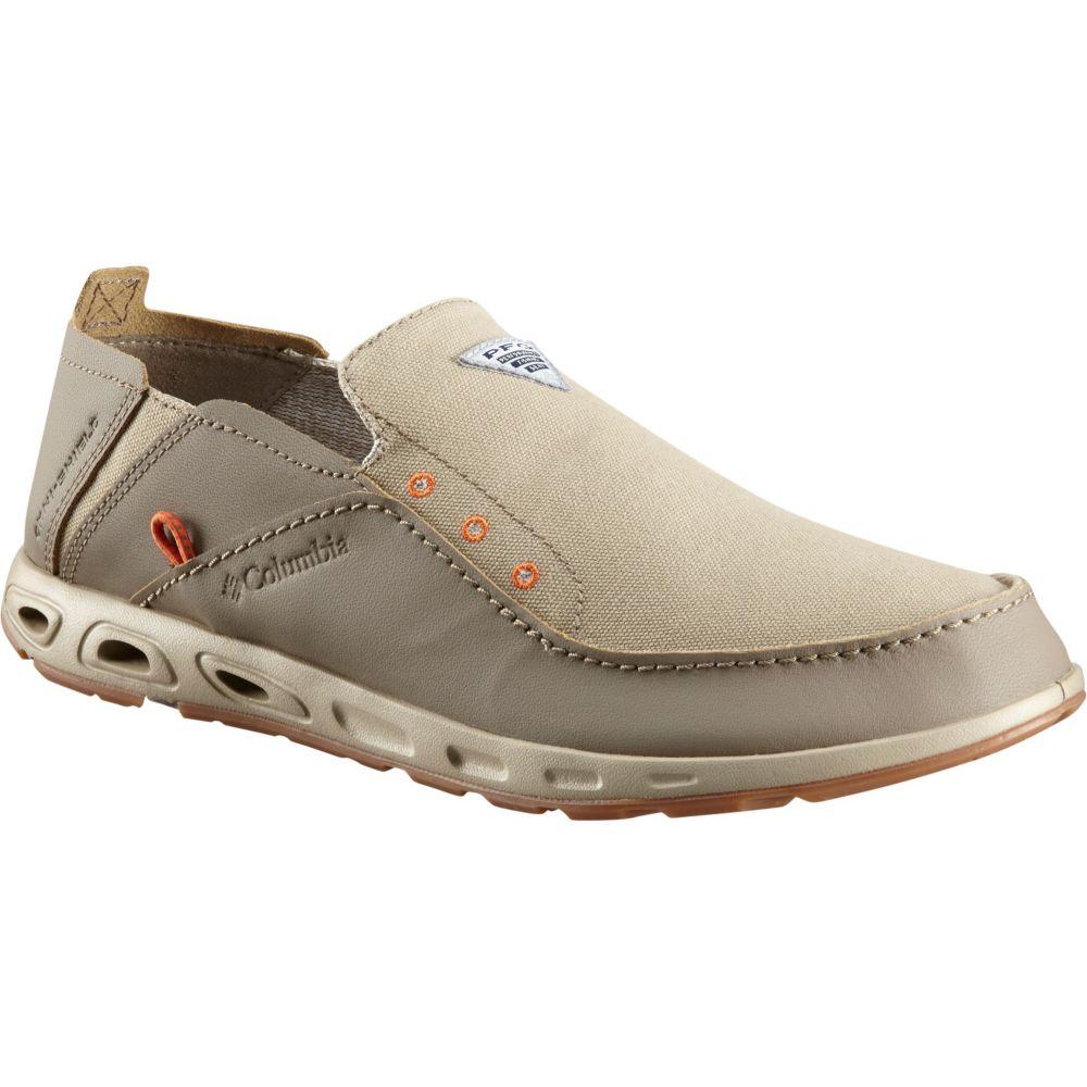 コロンビア Columbia メンズ 釣り・フィッシング シューズ・靴【PFG Bahama Vent Fishing Shoes】Pebble/Heatwave