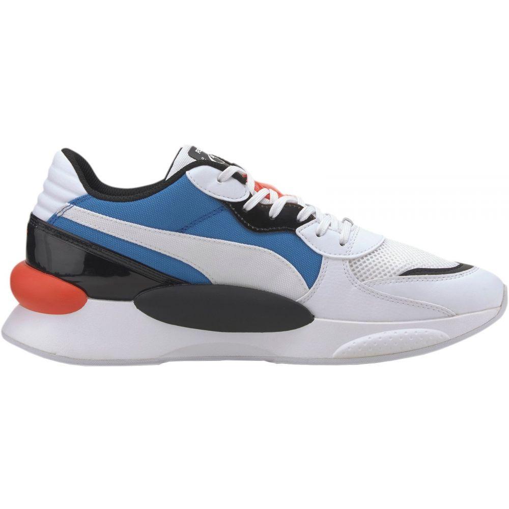 プーマ PUMA メンズ スニーカー シューズ・靴【RS 9.8 Fresh Shoes】Blue/White/Blue