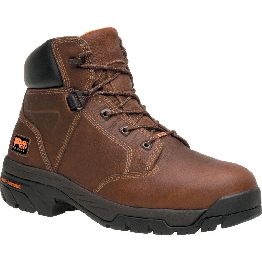 ティンバーランド Timberland メンズ ブーツ シューズ・靴【PRO Helix 6 Work Boots】Brown