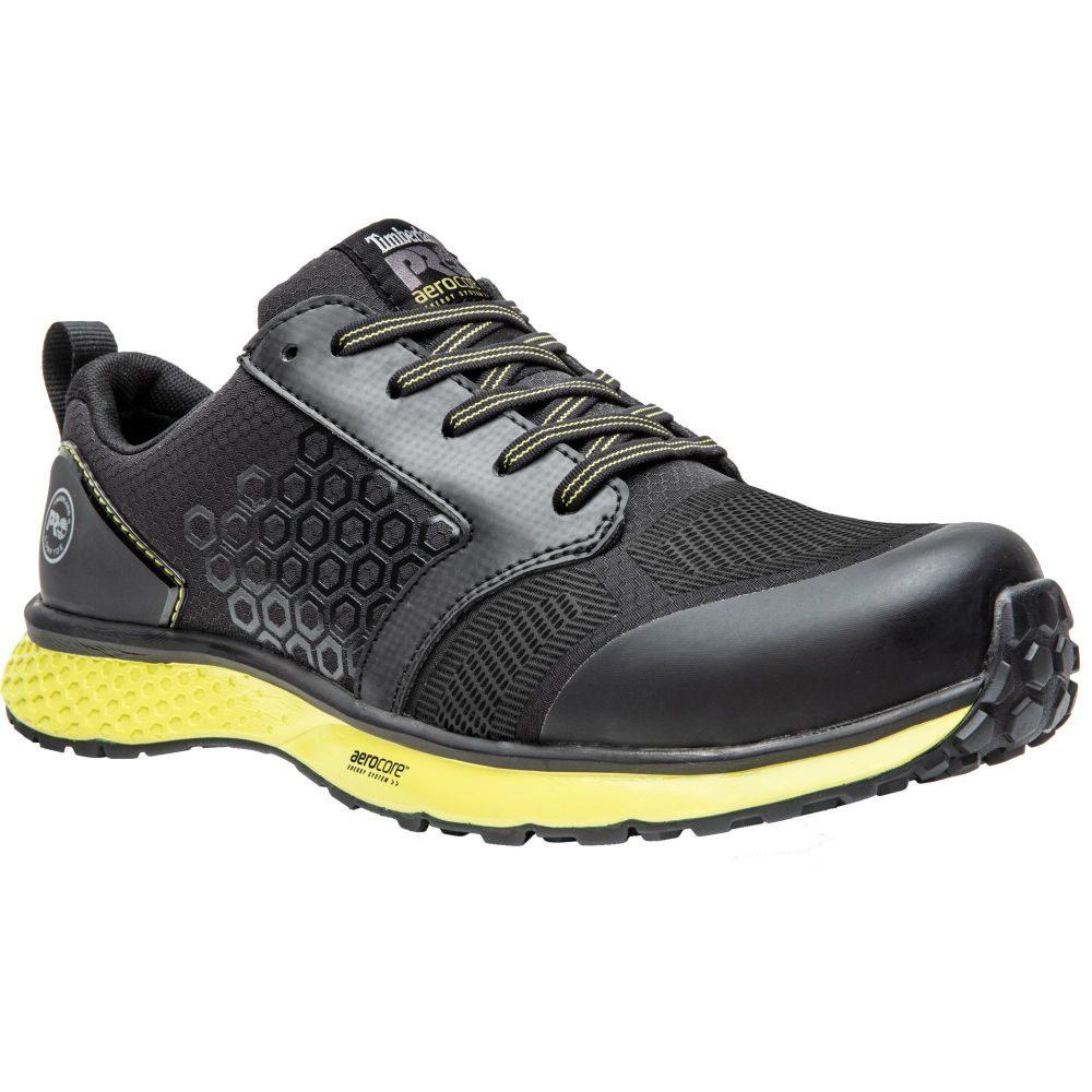 ティンバーランド Timberland メンズ ブーツ シューズ・靴【PRO Reaxion Low Work Boots】Black