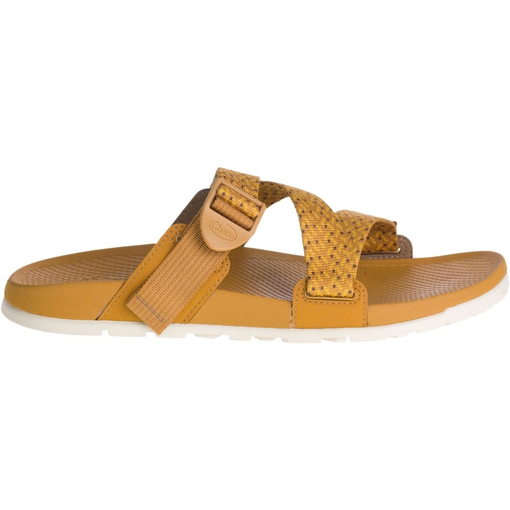 チャコ Chaco メンズ サンダル シューズ・靴【Lowdown Slide Sandals】Ochre