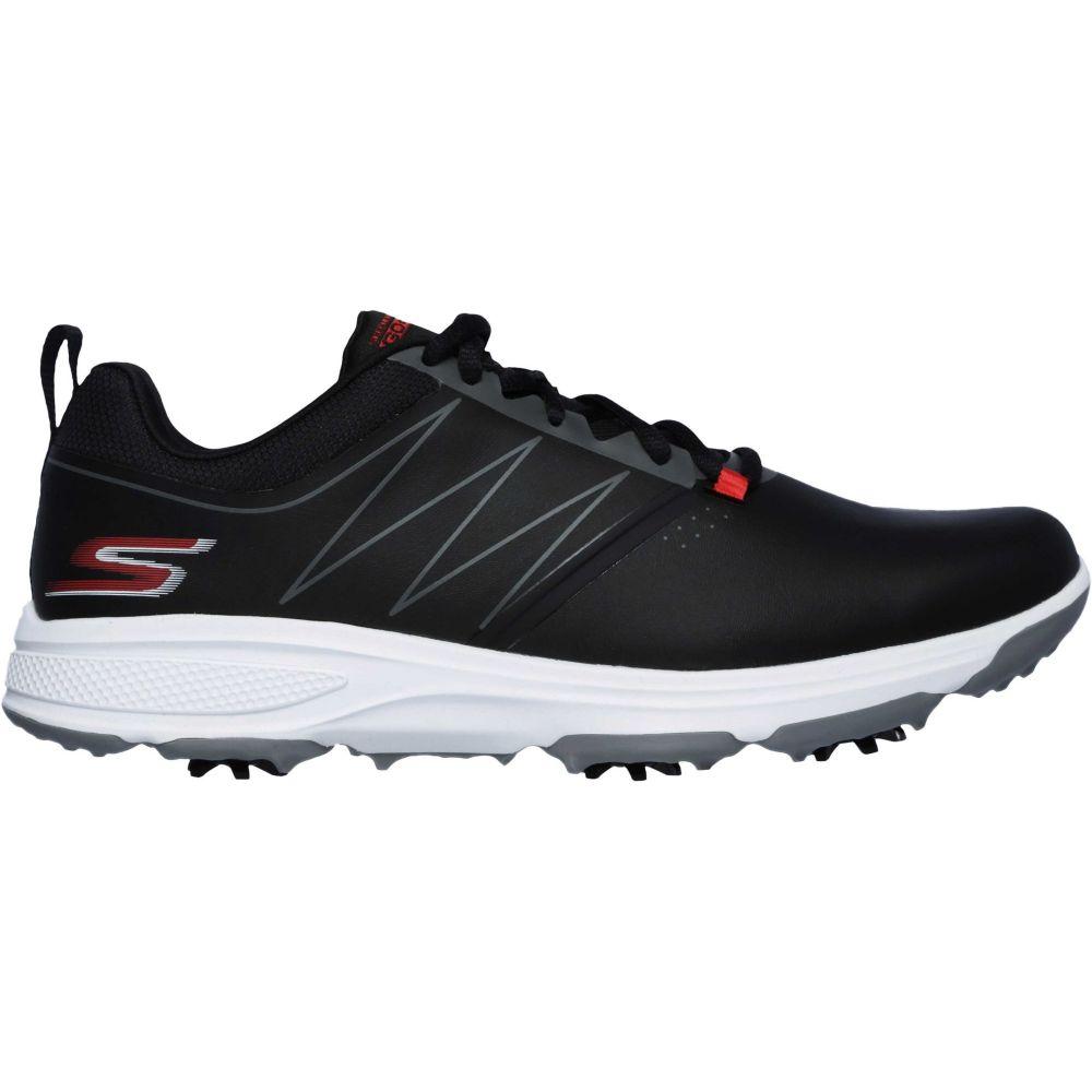 スケッチャーズ Skechers メンズ ゴルフ シューズ・靴【GO GOLF Torque Golf Shoes】Black/Red