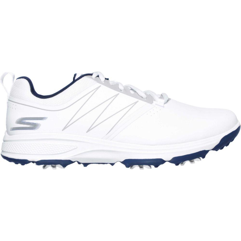 スケッチャーズ Skechers メンズ ゴルフ シューズ・靴【GO GOLF Torque Golf Shoes】White/Navy