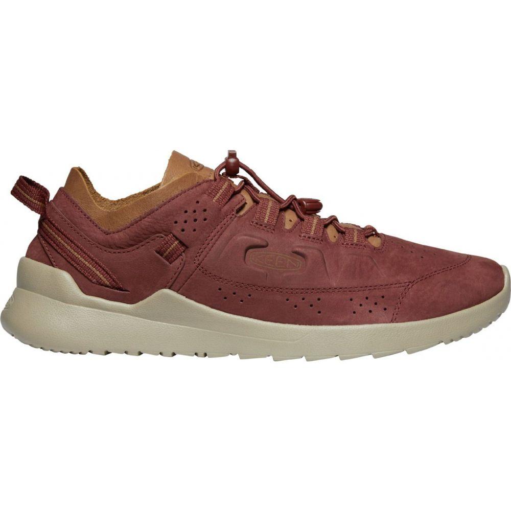 キーン Keen メンズ シューズ・靴 【KEEN Highland Casual Shoes】Cherry Mahogany