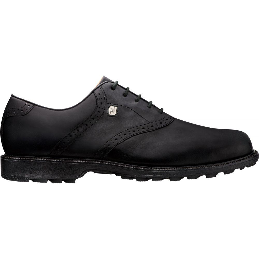 フットジョイ FootJoy メンズ ゴルフ シューズ・靴【Club Professional Saddle Golf Shoes】Black
