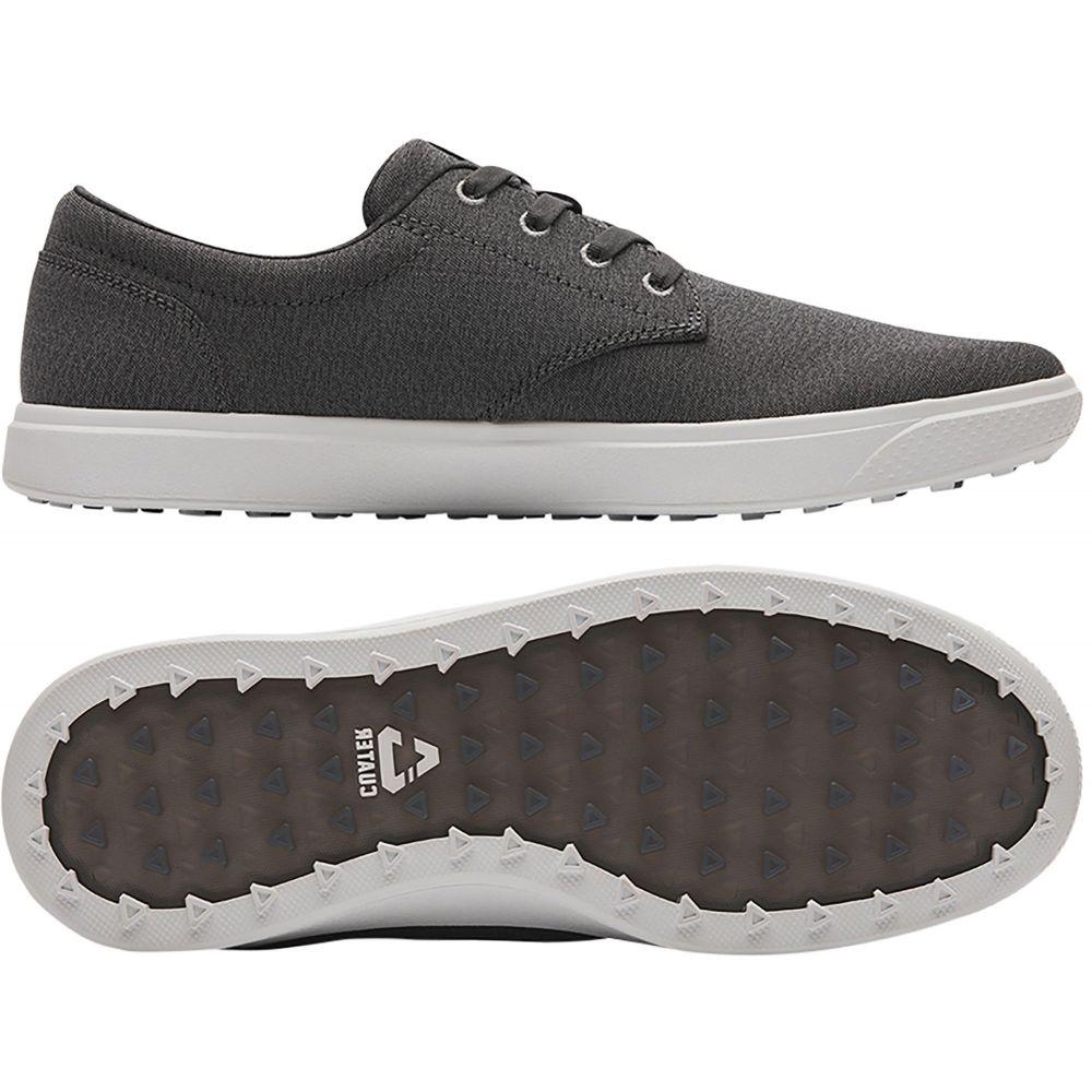 トラビスマシュー TravisMathew メンズ ゴルフ シューズ・靴【Cuater by The Wildcard Golf Shoes】Grey