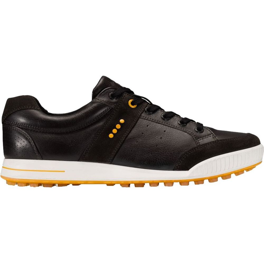 エコー ECCO メンズ ゴルフ シューズ・靴【Original Golf Street Limited Edition Golf Shoes】Brown