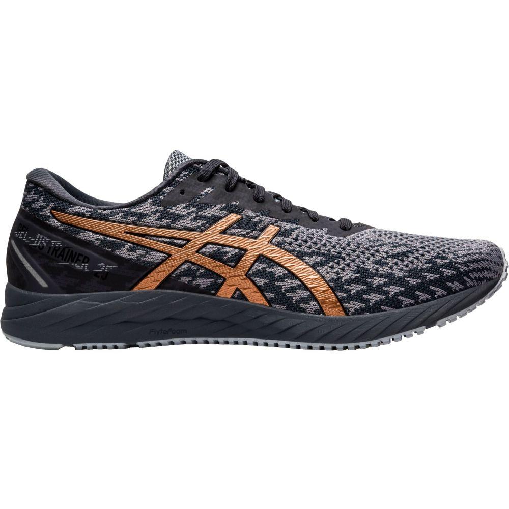 アシックス ASICS メンズ ランニング・ウォーキング シューズ・靴【GEL-DS Trainer 25 Running Shoes】Bronze Gray