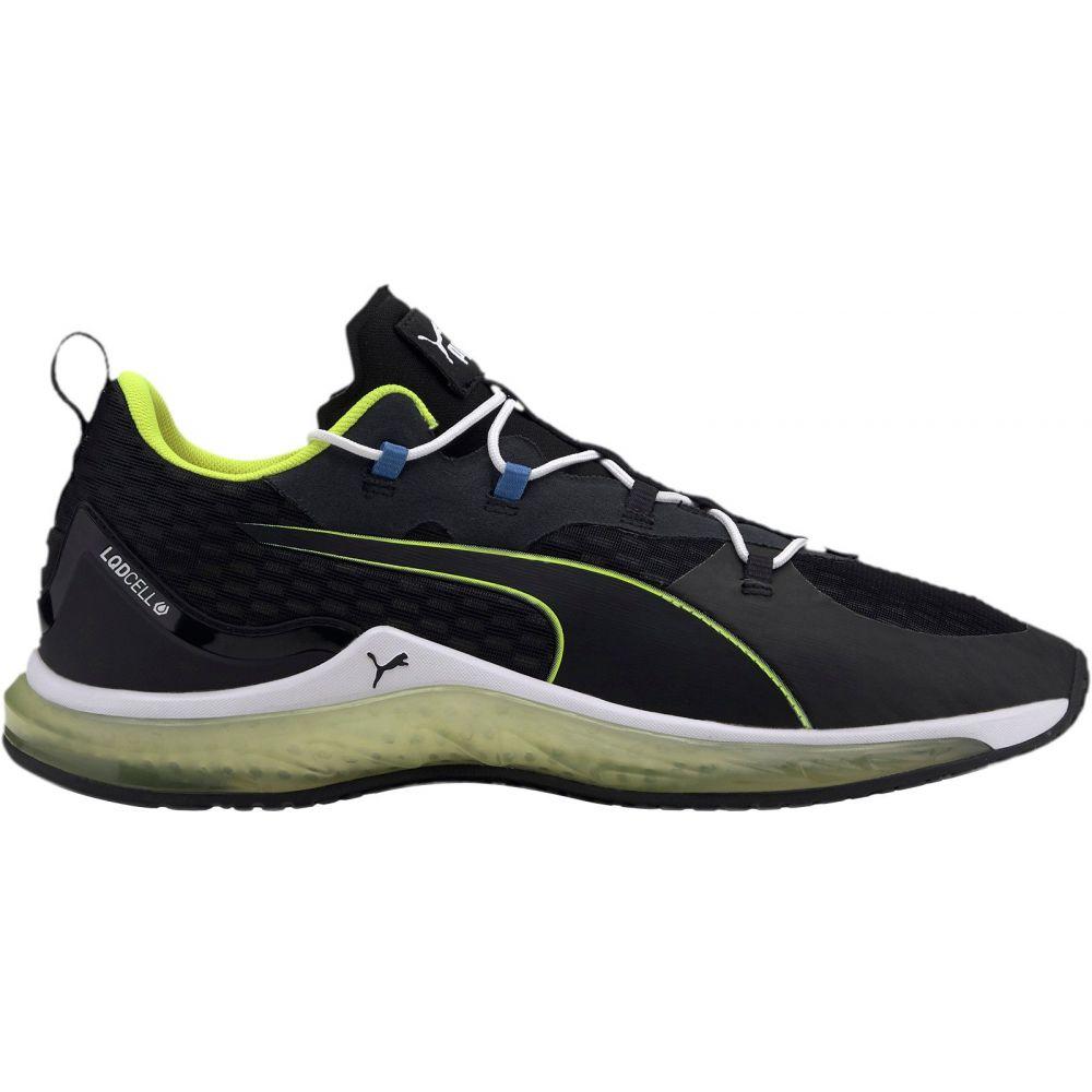 プーマ PUMA メンズ スニーカー シューズ・靴【LQDCELL Hydra Shoes】Black/Yellow