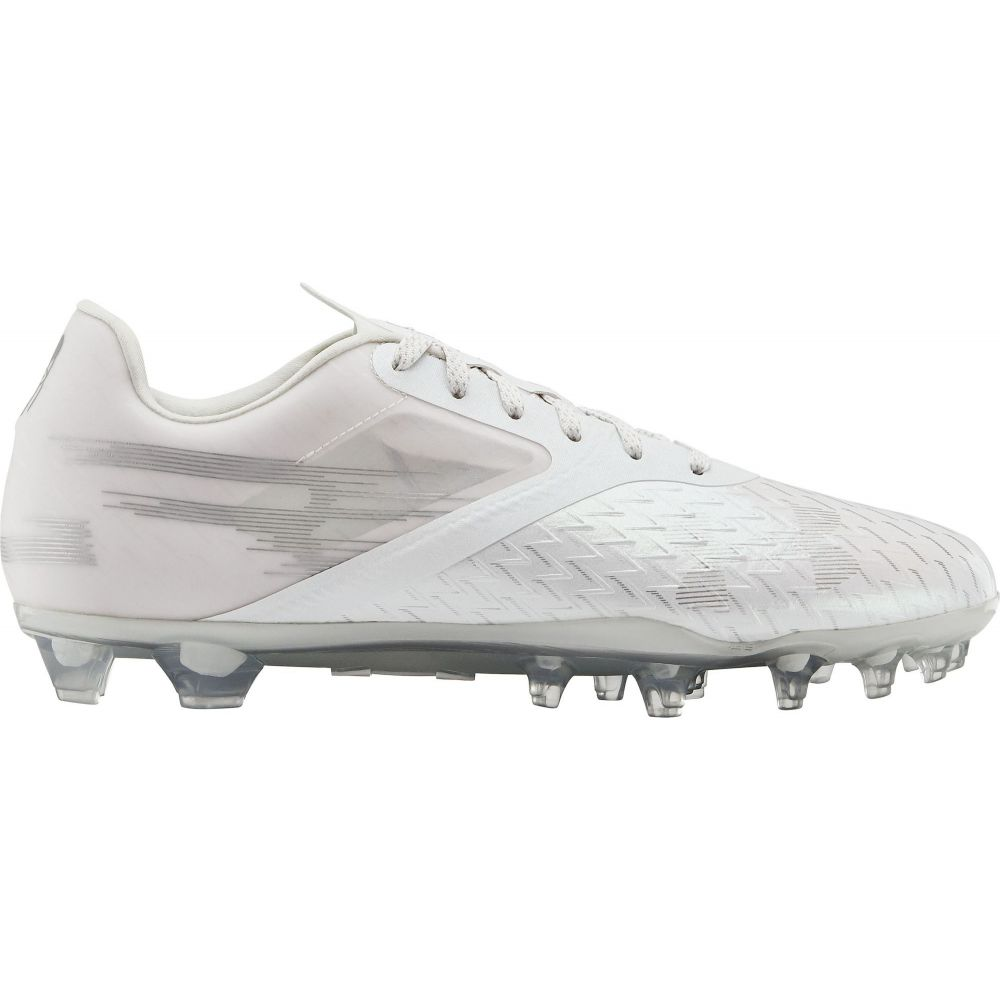 アンダーアーマー Under Armour メンズ アメリカンフットボール シューズ・靴【Blur Lux MC Football Cleats】White/White