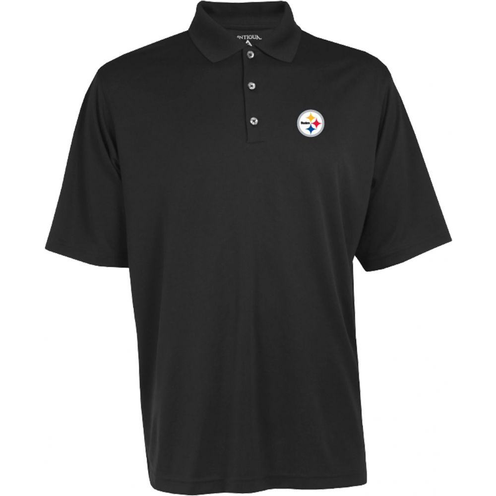 アンティグア Antigua メンズ ポロシャツ トップス【Pittsburgh Steelers Exceed Polo】