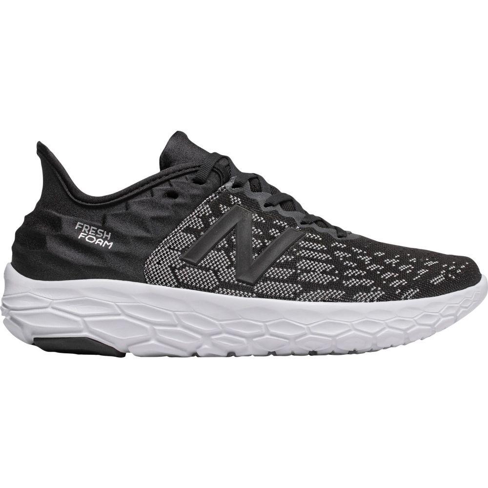 ニューバランス New Balance メンズ ランニング・ウォーキング シューズ・靴【Fresh Foam Beacon v2 Running Shoes】Black/Grey