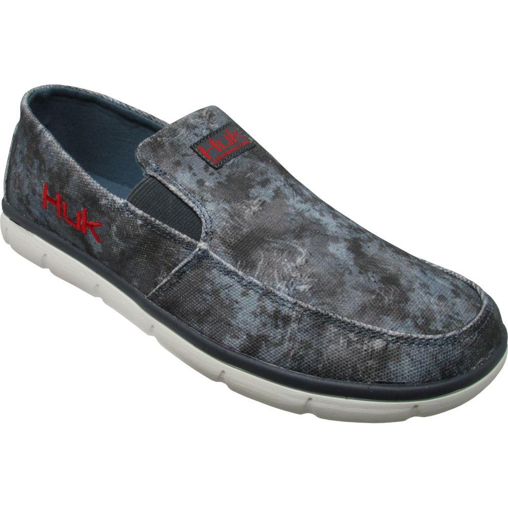 ハック HUK メンズ シューズ・靴 【Huk Subphantis Brewster Casual Shoes】Subphantis Glacier