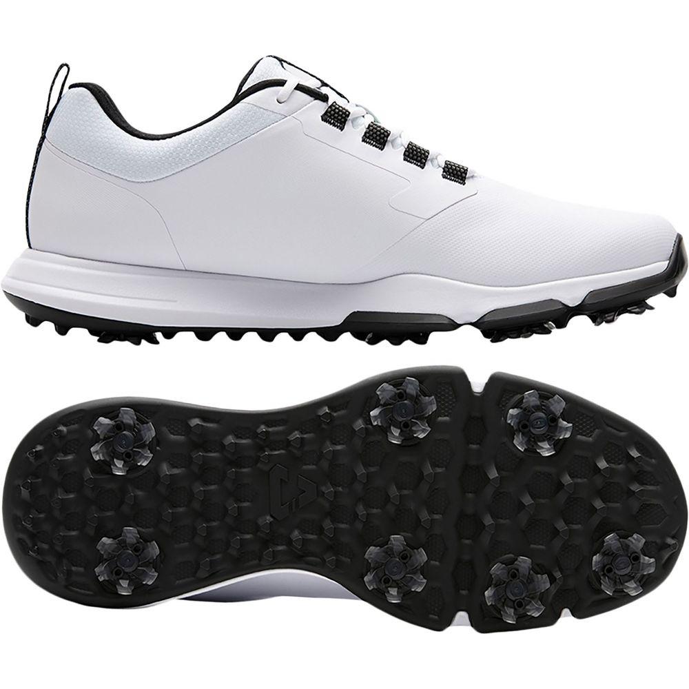 トラビスマシュー TravisMathew メンズ ゴルフ シューズ・靴【Cuater by The Ringer Golf Shoes】White