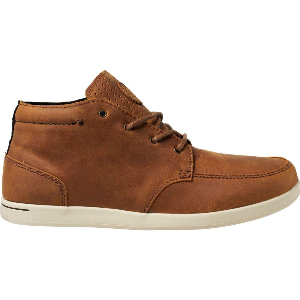 リーフ Reef メンズ ブーツ シューズ・靴【Spiniker Mid NB Casual Boots】Brown