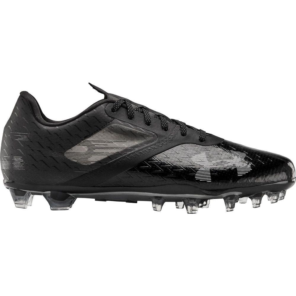 アンダーアーマー Under Armour メンズ アメリカンフットボール シューズ・靴【Blur Lux MC Football Cleats】Black/Black