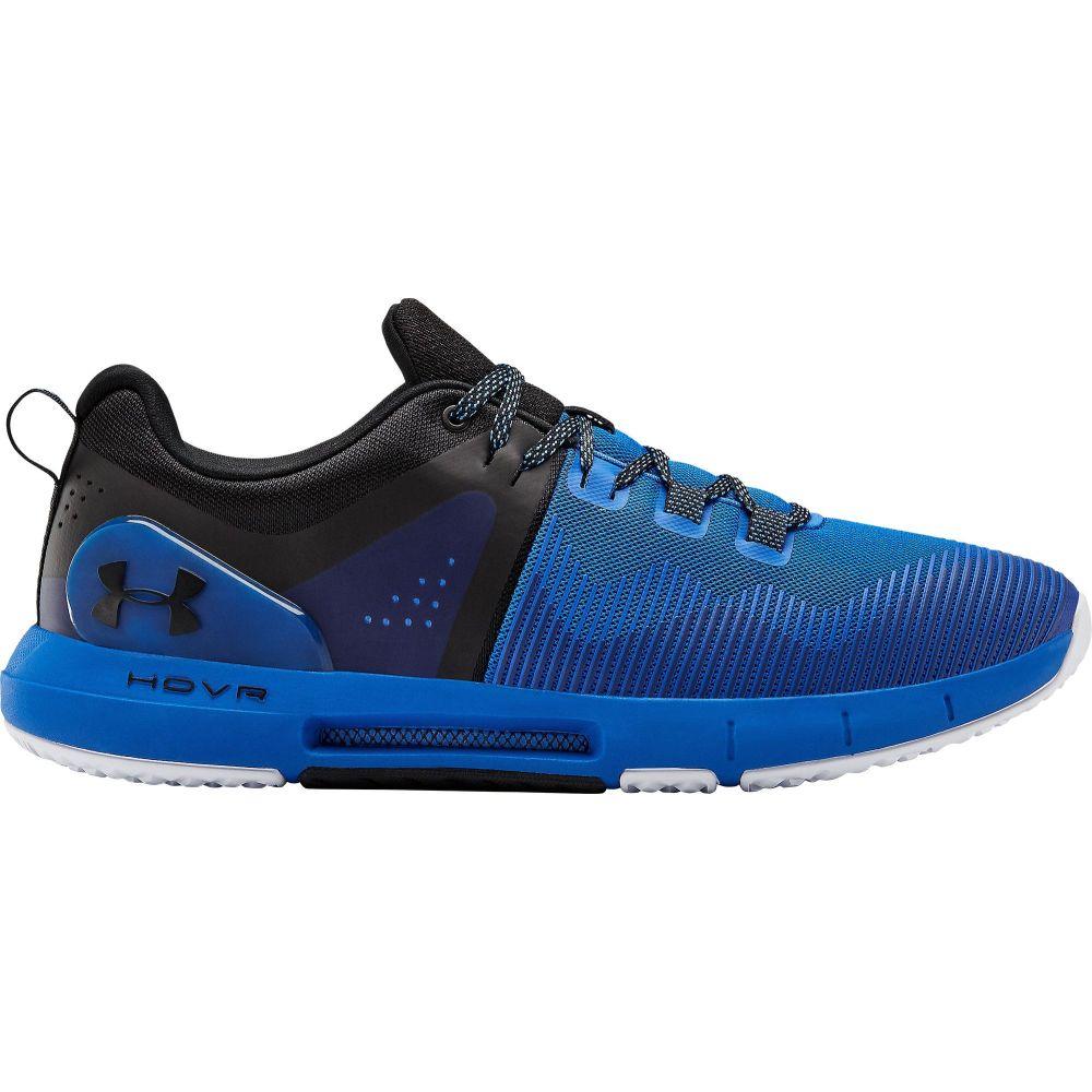 アンダーアーマー Under Armour メンズ フィットネス・トレーニング シューズ・靴【HOVR Rise Training Shoes】Blue/Black