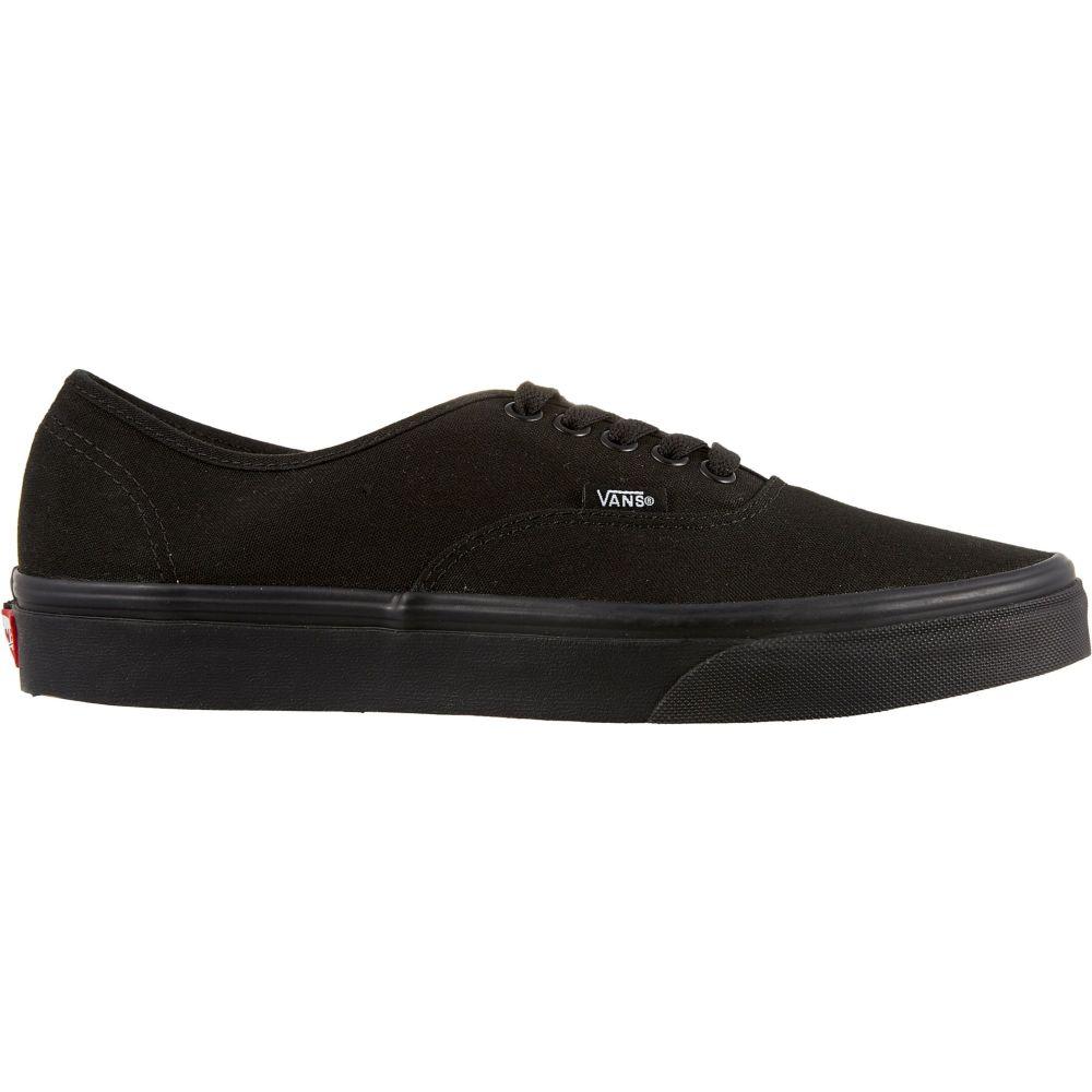 ヴァンズ Vans メンズ スニーカー シューズ・靴【Authentic Shoes】Black/Black