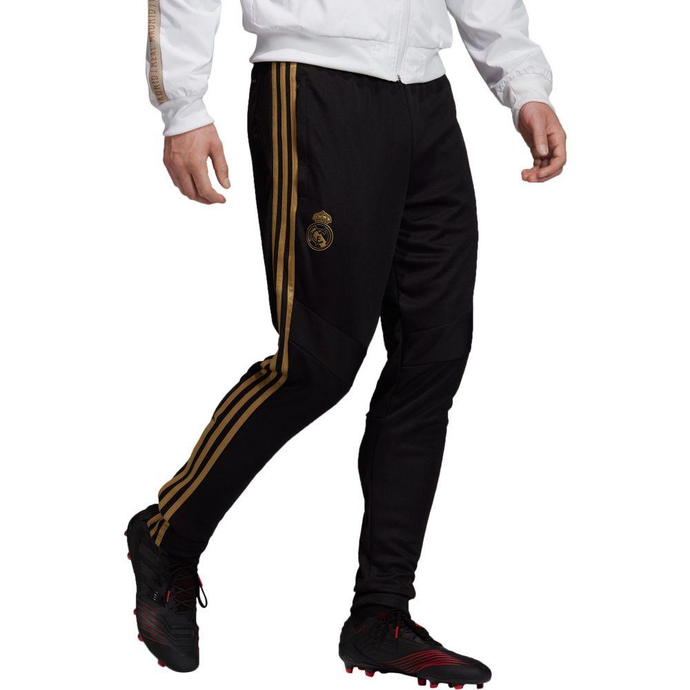 アディダス adidas メンズ フィットネス・トレーニング ボトムス・パンツ【Real Madrid '19 Black Training Pants】