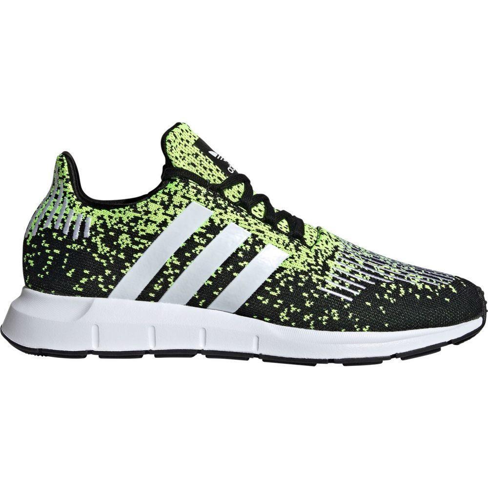 アディダス adidas メンズ ランニング・ウォーキング シューズ・靴【Originals Swift Run Shoes】Black/White/Yellow