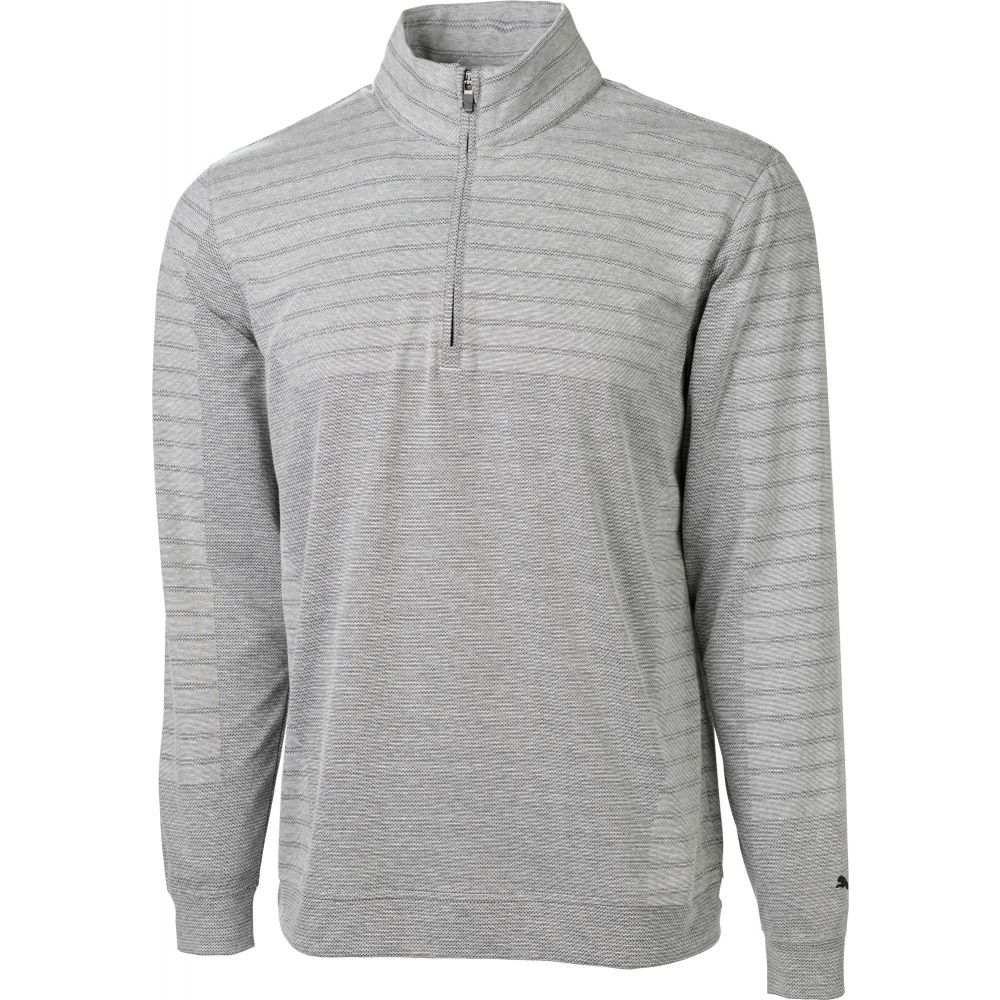 プーマ PUMA メンズ ゴルフ トップス【Mapped 1/4 Zip Golf Pullover】Puma Black