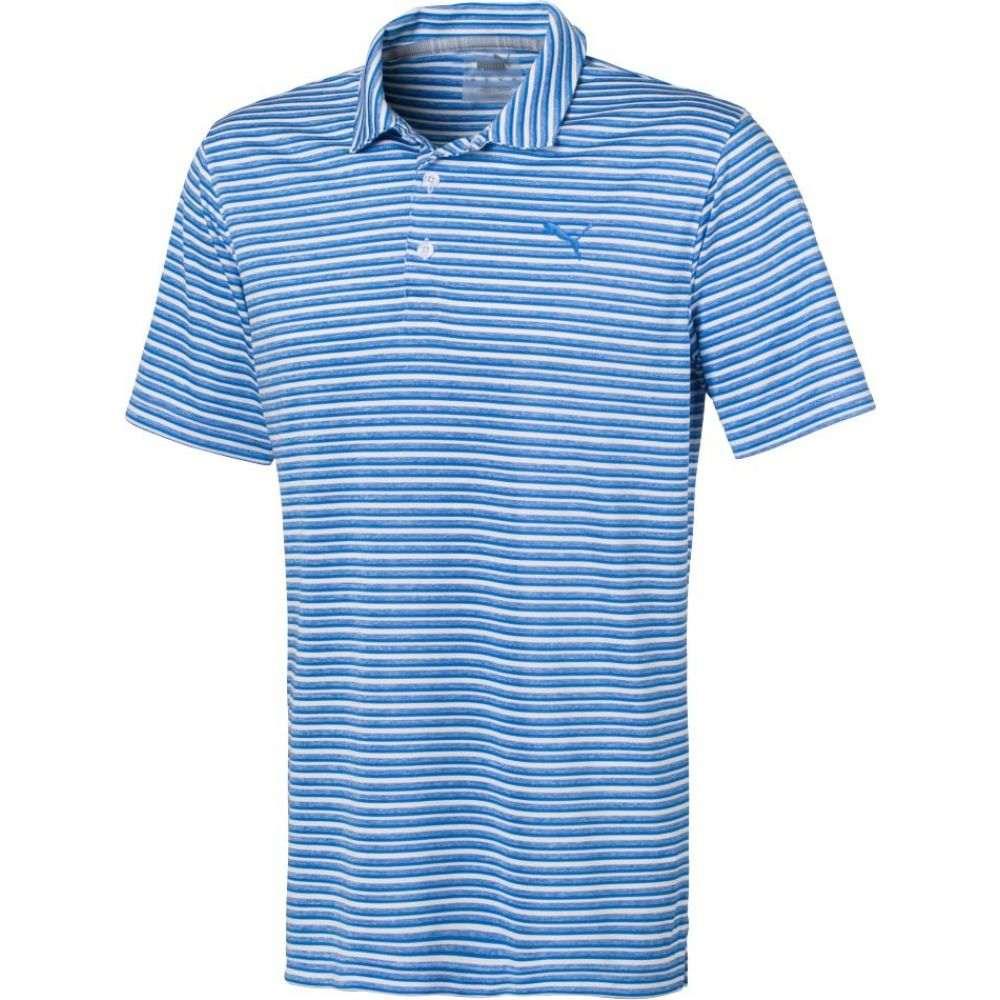 プーマ PUMA メンズ ゴルフ トップス【Links Golf Polo】Ibiza Blue