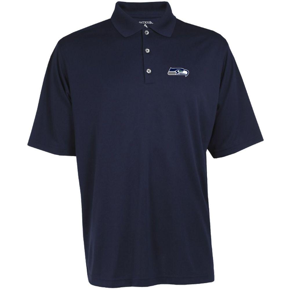 アンティグア Antigua メンズ ポロシャツ トップス【Seattle Seahawks Exceed Polo】