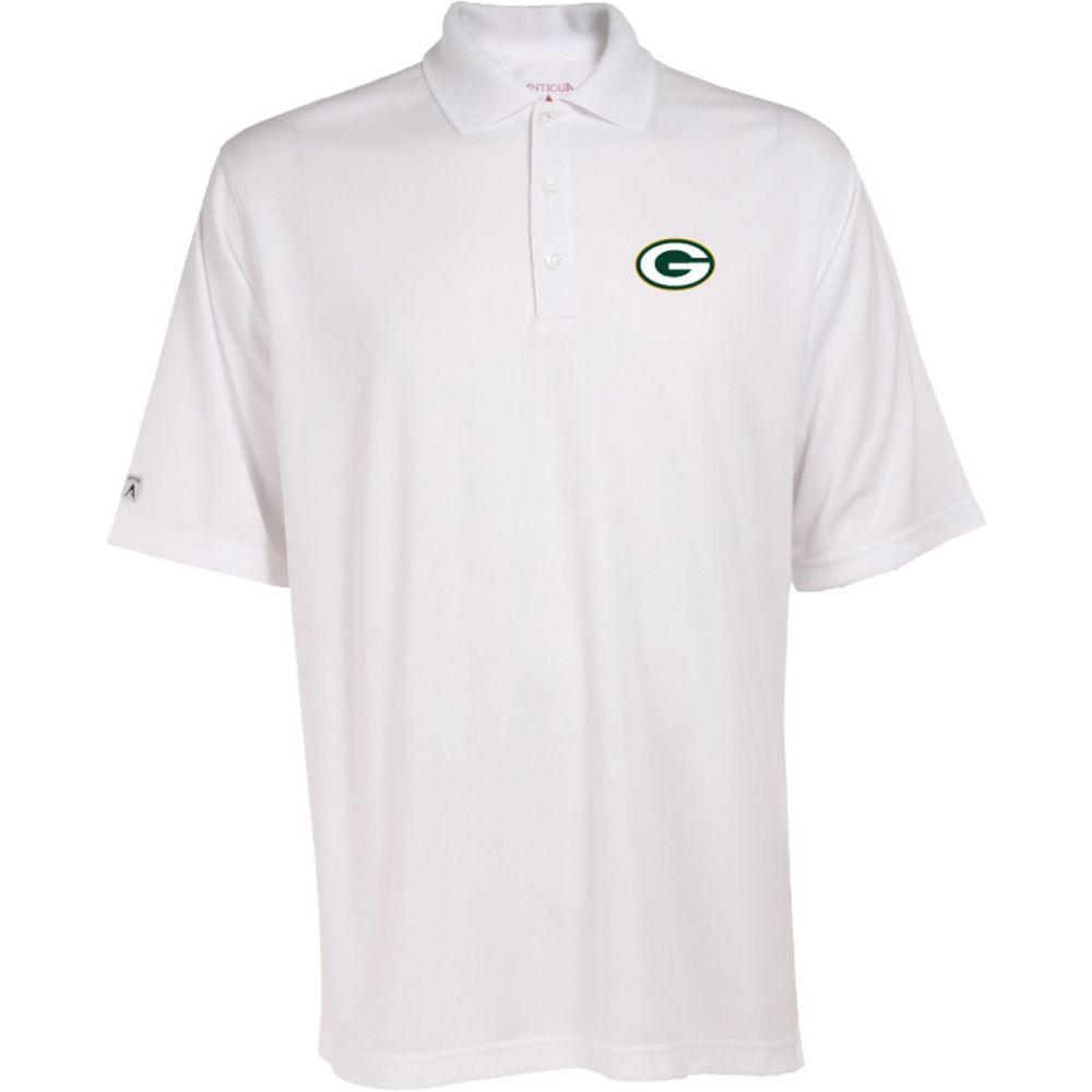 アンティグア Antigua メンズ ポロシャツ トップス【Green Bay Packers Exceed Polo】