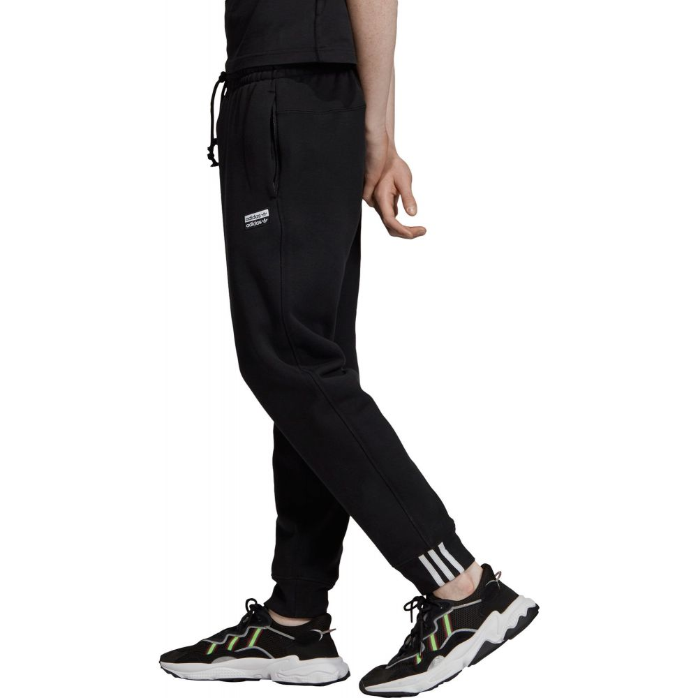 アディダス adidas メンズ スウェット・ジャージ ボトムス・パンツ【Originals RYV Sweatpants】Black