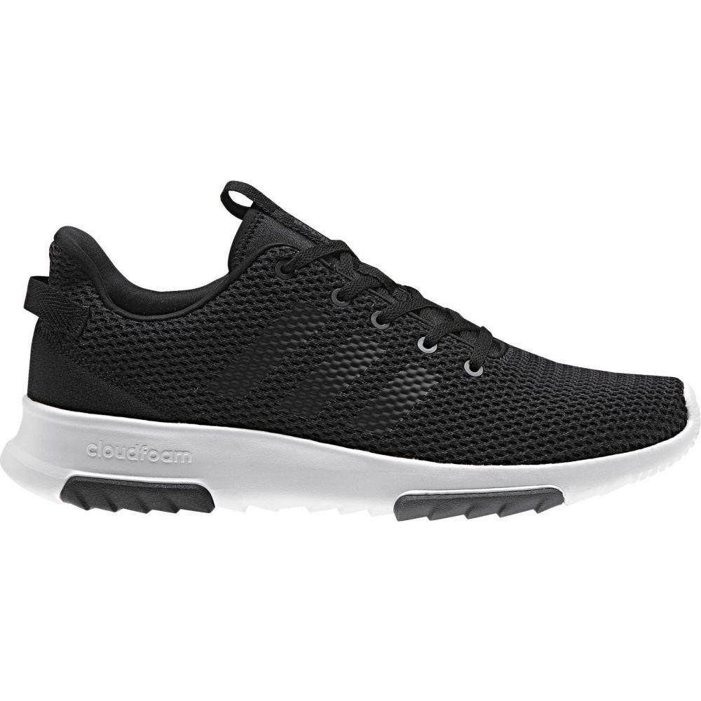 アディダス adidas メンズ スニーカー シューズ・靴【Cloudfoam Racer TR Shoes】Black/Black