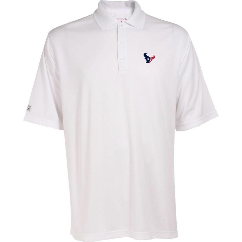 アンティグア Antigua メンズ ポロシャツ トップス【Houston Texans Exceed Polo】