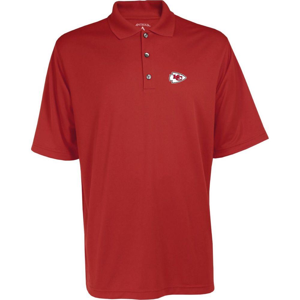 アンティグア Antigua メンズ ポロシャツ トップス【Kansas City Chiefs Exceed Polo】