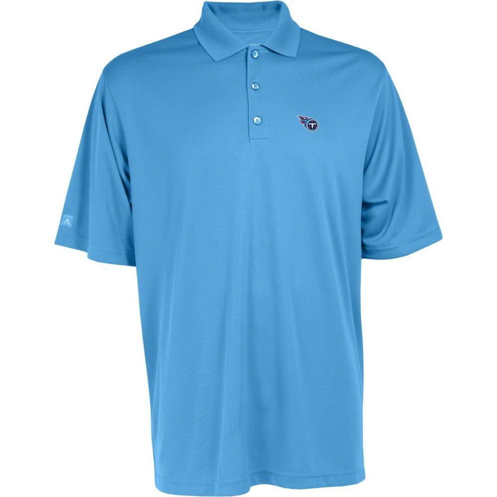 アンティグア Antigua メンズ ポロシャツ トップス【Tennessee Titans Exceed Polo】