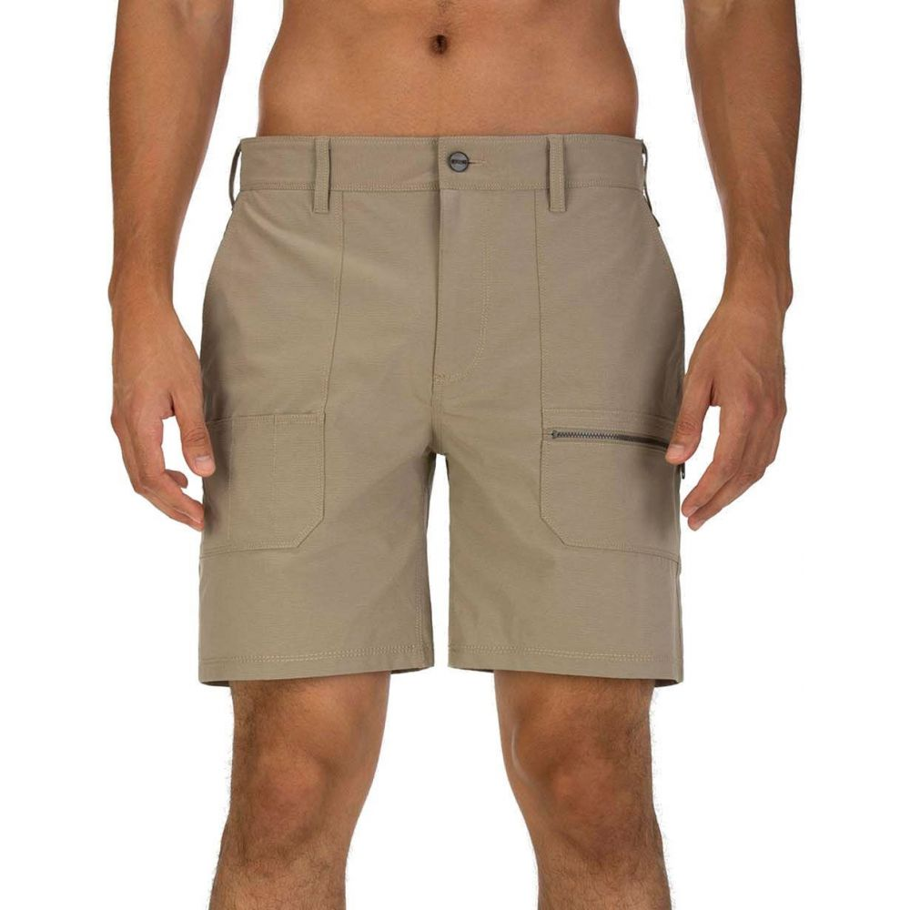 ハーレー Hurley メンズ ショートパンツ ボトムス・パンツ【Carhartt Solid Work Shorts】Dark Khaki